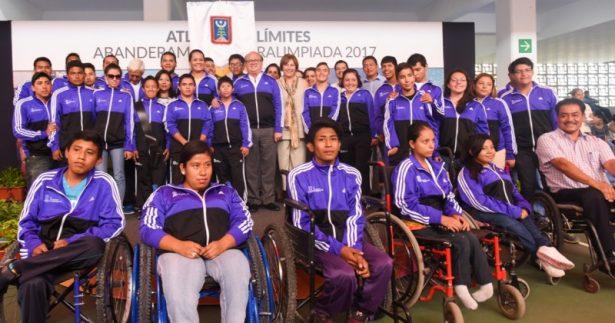 Delegación de Morelos participará en la Paralimpiada Nacional 2017