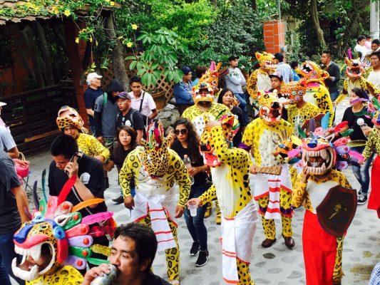 Espera Zacualpan a 30 mil turistas en la mojiganga