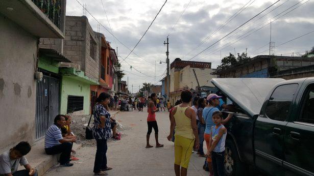 Viven atemorizadas familias de Zacatepec