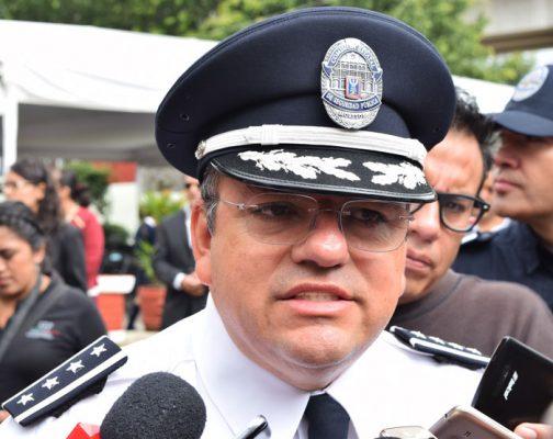 No hay denuncias por amenazas: Capella Ibarra
