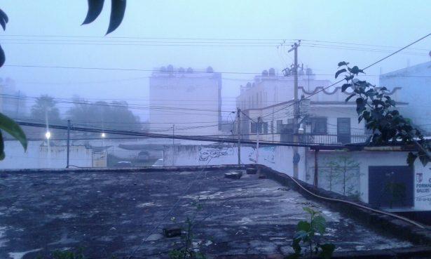 Cubre neblina carreteras