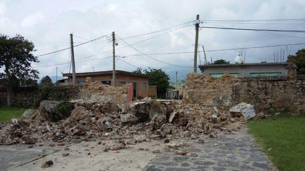 Nepopualco, pueblo olvidado tras el sismo