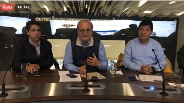 [EN VIVO] Gabinete en pleno informa sobre daños por sismo