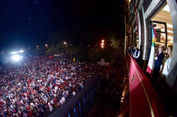 Saldo blanco en Morelos durante fiestas patrias
