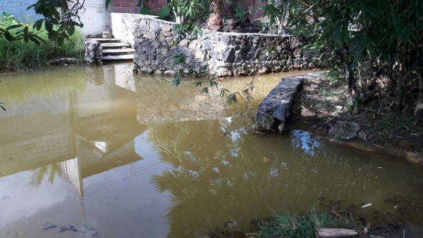 Drenarán agua de Las Tortugas