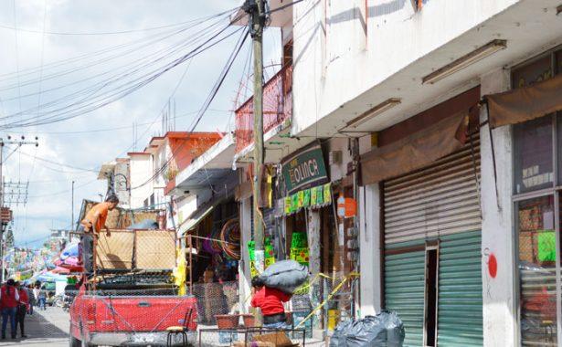 Se frenó la economía regional: Canaco
