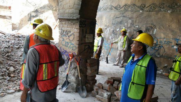 Urgen a reconstruir ex hacienda de Coahuixtla