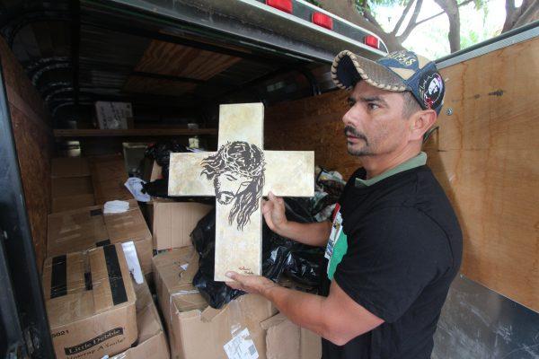 Continúa caravana Houston-Morelos