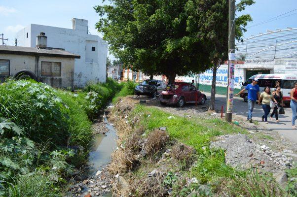 Es canal de Casasano un basurero
