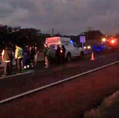 Un hombre fue atropellado y, posteriormente, llevado al hospital del ISSSTE de Cuautla, muriendo en el referido nosocomio. Foto Cortesía