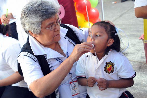 Aplicarán más de 150 mil vacunas