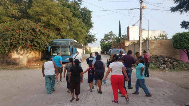 Realizan marchas exploratorias en la colonia Lázaro Cárdenas
