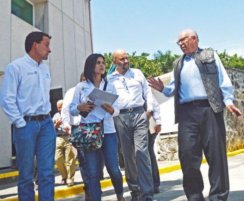 El secretario de Salud, José Narro Robles, pide hacer frente a la salud pública afectada. Foto: Froylán Trujillo