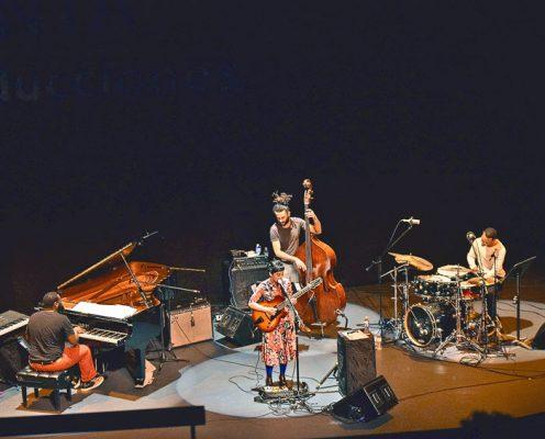 Una noche para volar con Camila Meza Quartet