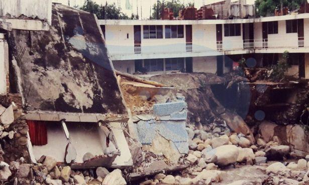 Huracán Pauline, a 20 años de la destrucción