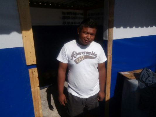 Construyen casas en La Nopalera