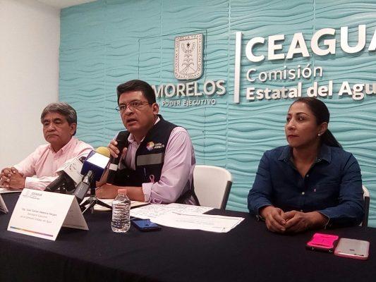 [VIDEO] Dejó sismo sin agua a 242 mil personas: Ceagua