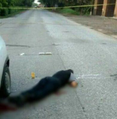 Ejecutan a comandante de la policía Morelos en Yautepec
