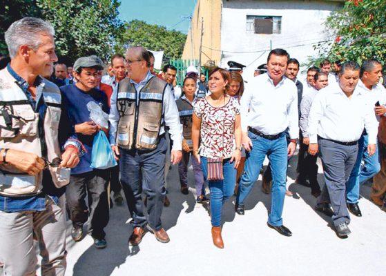 """""""Reconstrucción, ni política ni electoral"""""""