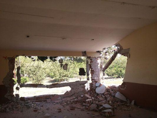 Disminuye cifra de demoliciones