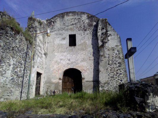 Abandonan ex hospital en Oaxtepec