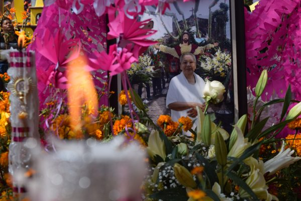 Muertos dan vida a panteón de Ocotepec