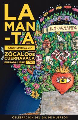Ofrecerá concierto La Manta