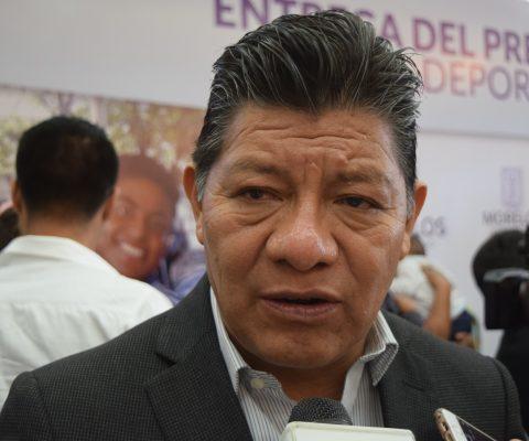 Pide Matías Quiroz a funcionarios aspirantes que renuncien