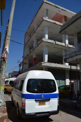 Reabren circulación en la Villagrán