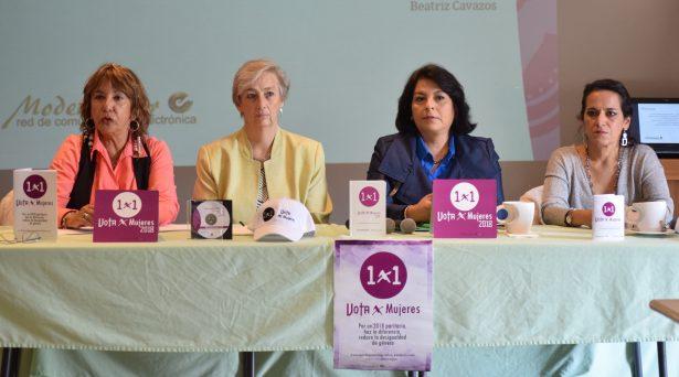 Buscan asociaciones impulsar el voto hacia las mujeres