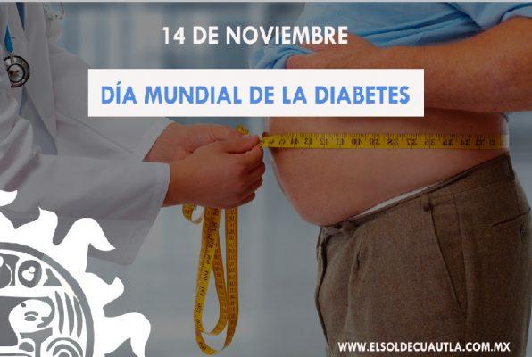 Urgente informar sobre diabetes