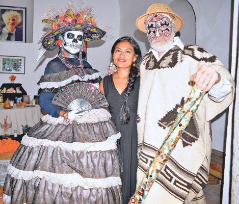 La Casona Spencer celebra el Festival Copalli