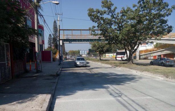Reabren circulación parcial en Cuauhnáhuac