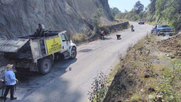 Seguras, rutas de evacuación del Popocatépetl