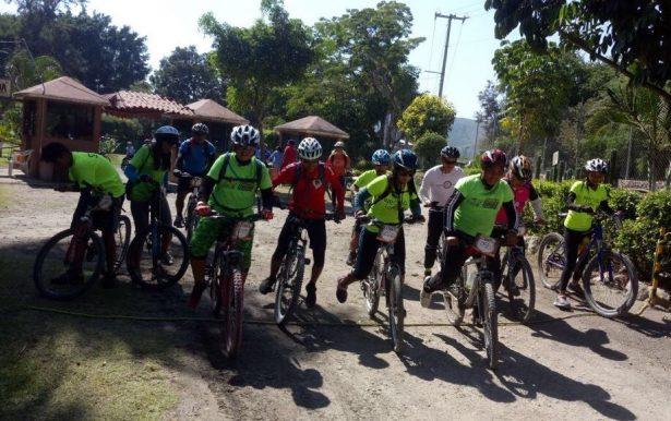 Se entregan bicis en áreas naturales