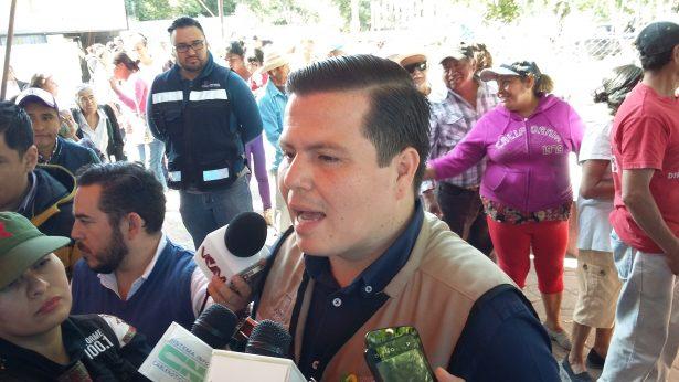 """Al 80%, la entrega de credenciales """"Unidos por Morelos"""""""