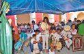Atendieron familias enteras a las celebraciones en Cuautla.