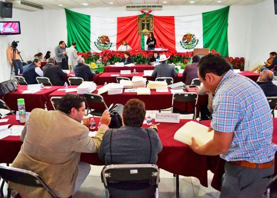 La Ley de Ingreso de Cuernavaca fue devuelta a la Comisión de Origen al no contar con quórum legal.