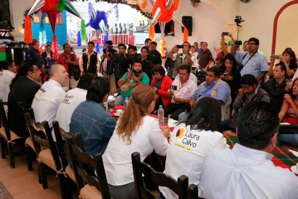 El PRD aegura que dentro del partido hay mujeres y hombres que pueden representar a la gente con mucha dignidad.