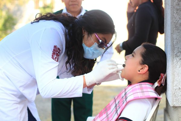 Sigue IPN dando servicio médico en Yecapixtla