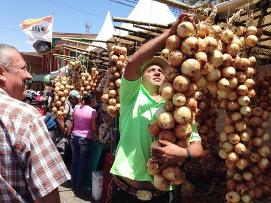 Próximamente la feria de la Cebolla en Jonacatepec