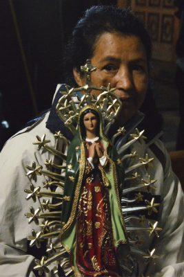 Más de 50 años lleva festejando a la Virgen el ejido de Cuautla