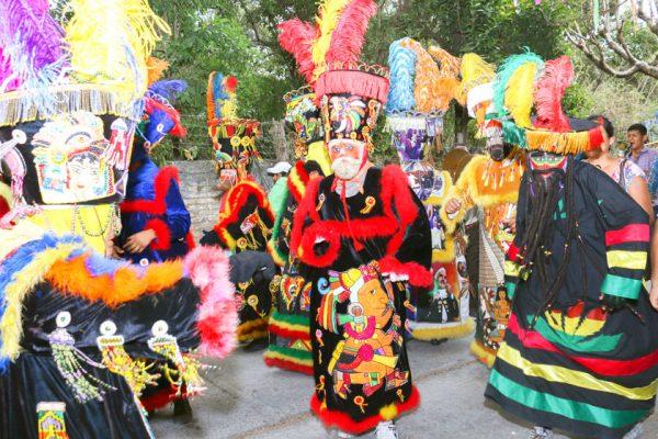 Sí habrá carnaval en Totolapan