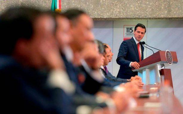 Peña Nieto prepara cambios en el gabinete