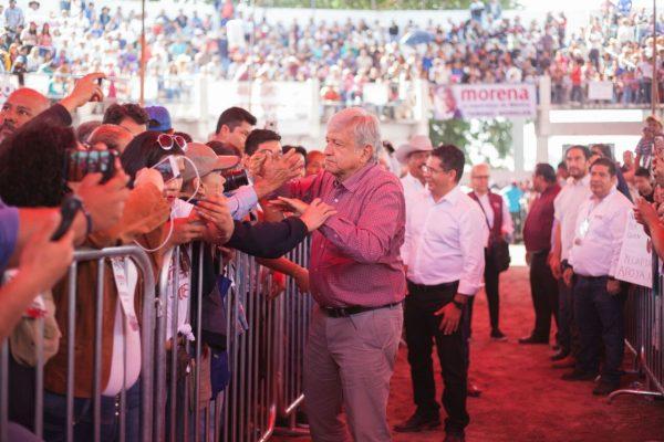 Volver al pasado: López Obrador