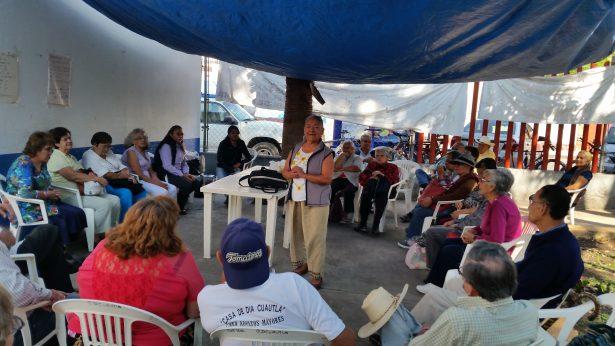 Habilitaron Casa de Día en el parque Zapata