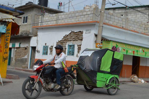 Resurgen problemas con mototaxistas