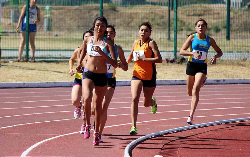El estadio Centenario será sede del regional de atletismo en febrero/ Archivo.