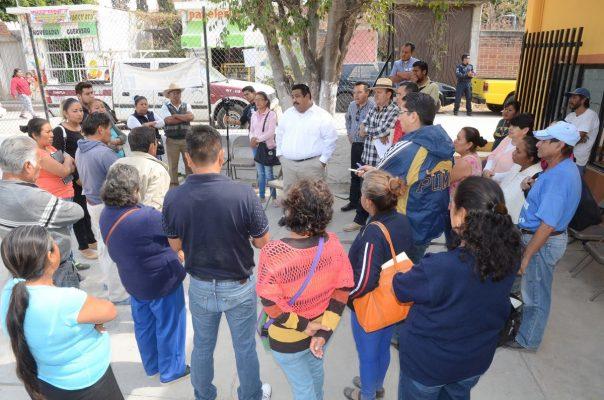 Demandan mejores calles en Cuautla