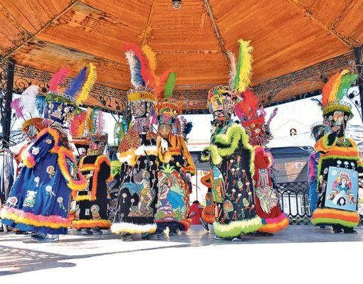 Jiutepec 2018 abrirá la temporada de carnavales